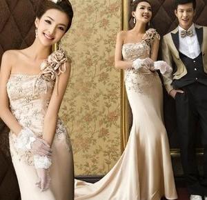 澄海齐地婚纱礼服款式归类澄海婚纱礼服