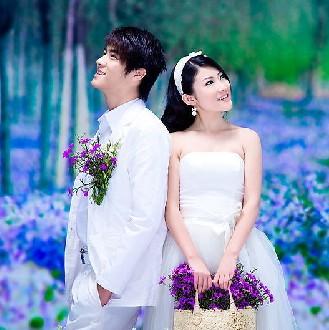 汕头婚纱摄影工作室提醒准新娘不要被伴娘抢了风头图片