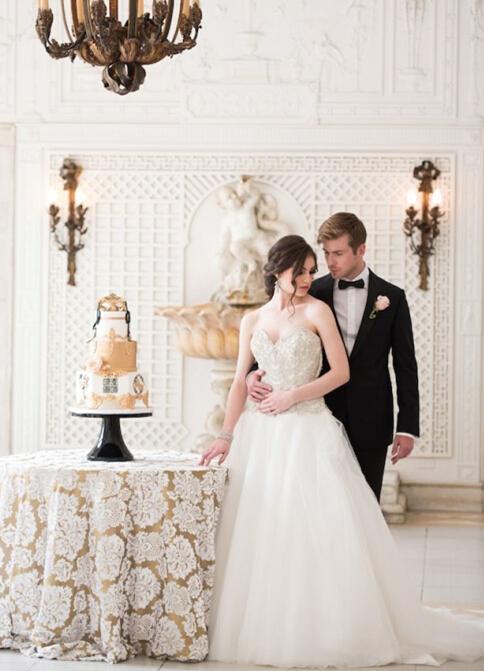 婚纱照内景照片 浪漫的欧式婚纱照样片欣赏