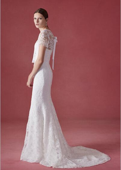 婚纱礼服定做指南 婚纱尺寸测量要准确