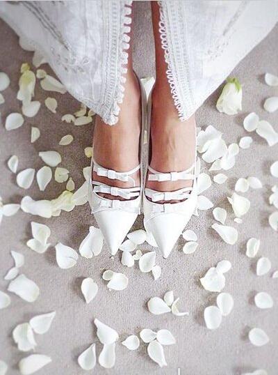 十二星座的婚鞋 专属你的浪漫