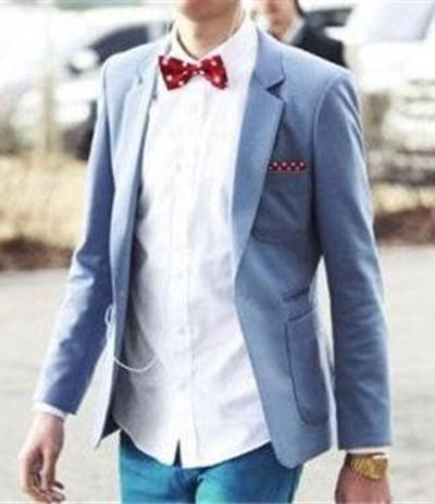 帅气新郎如何搭配西装领结 新郎西装领结搭配指南