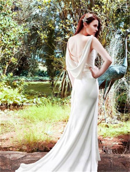 如何根据身材选婚纱 不同身材礼服婚纱