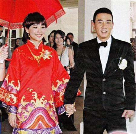 十大明星中式礼服结婚造型 你最心水谁