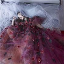 倪妮唯美婚纱造型 演绎完美新娘澄海婚纱照,澄海婚礼策划,汕头婚纱照,汕头婚礼策划