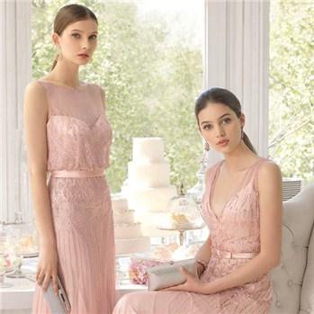 浪漫的粉色伴娘礼服 满满少女心澄海婚纱照,澄海婚礼策划,汕头婚纱照,汕头婚礼策划