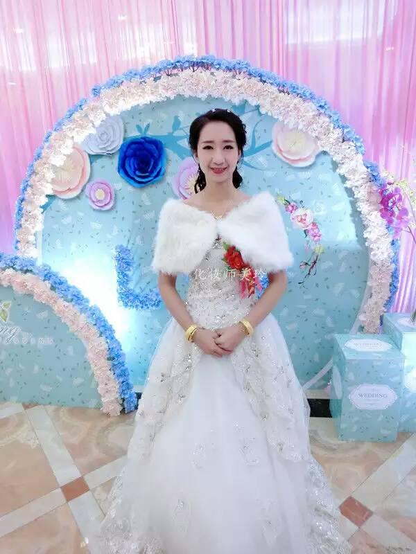 2016.3.12新娘澄海新娘化妆,优秀化妆师,过门妆