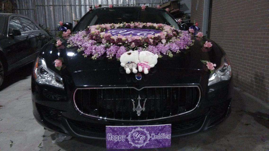个性婚礼彩车案例008澄海后浦上门彩车电话,澄海个性化彩车多少钱