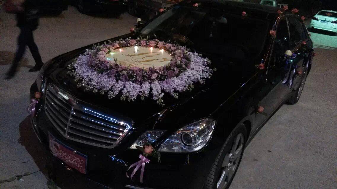 个性婚礼彩车案例004澄海婚礼彩车图片欣赏